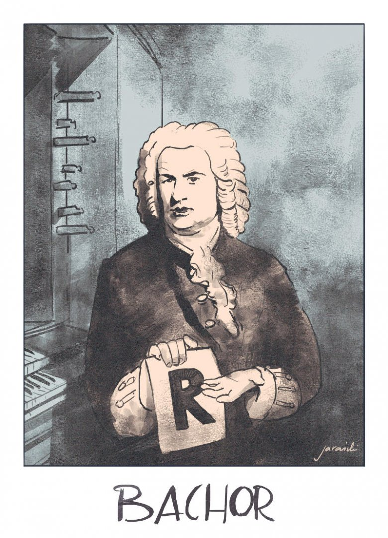 Bach o R.