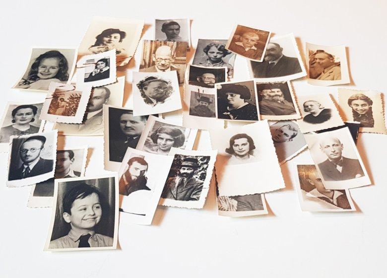 Nazwiska 3 262 Żydów na tzw. liście Ładosia.