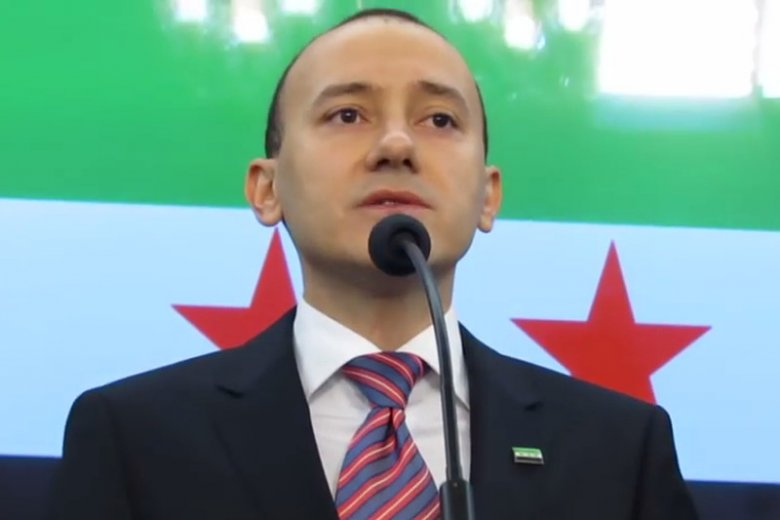 Samer Masri, prezes Fundacji Wolna Syria.