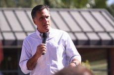 Mitt Romney, kandydat republikanów na prezydenta USA