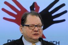 """Ryszard Kalisz podjął decyzję w sprawie startu w wyborach prezydenckich. """"To tragifarsa. Nie mogę w tym brać udziału"""""""