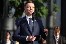 Andrzej Duda rozmawiał z Davidem Cameronem bez tłumacza