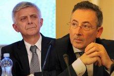 Rozmowa Sienkiewicza i Belki o Mennicy nie będzie miała konsekwencji