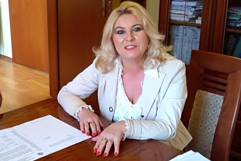 Wójt Cisnej, Renata Szczepańska, stanęła w obronie marszałka Sejmu Marka Kuchcińskiego.