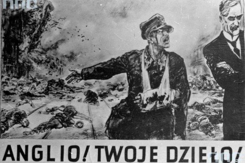 Zachód Wiedział że Hitler I Stalin Podzielili Się Polską