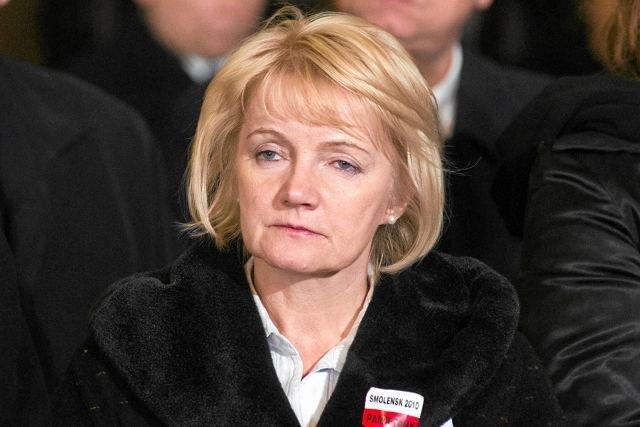 Posłanka PiS Jolanta Szczypińska zrezygnowała z terapii onkologicznej