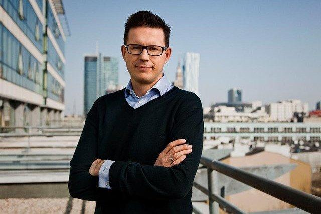 Przemysław Gacek, prezes Grupy Pracuj