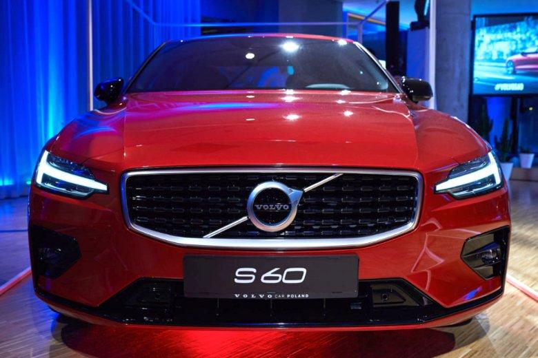 Nowe Volvo S60 to najbardziej sportowy model w ofercie szwedzkiego producenta.