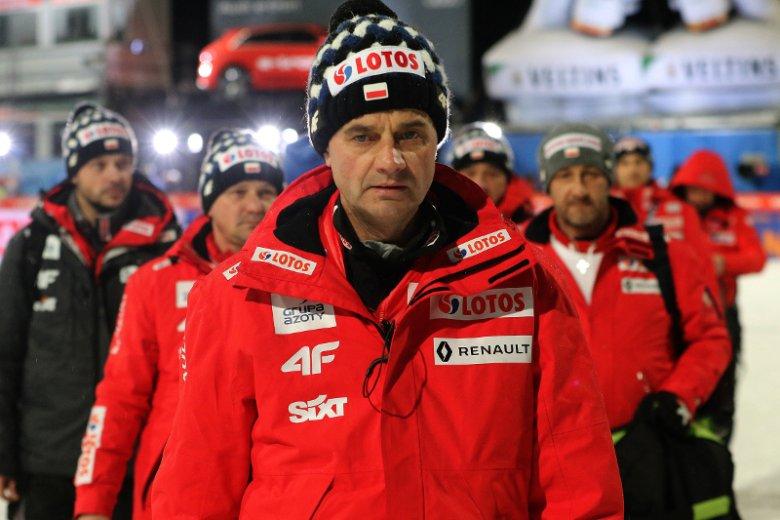 Stefan Horngacher przenosi siędo Niemiec.