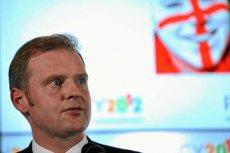"""Marcin Herra szef spółki """"PL.2012"""""""