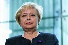 Prezes Sądu Najwyższego Małgorzata Gersdorf  broni niezawisłości sądów i niezależności sędziów