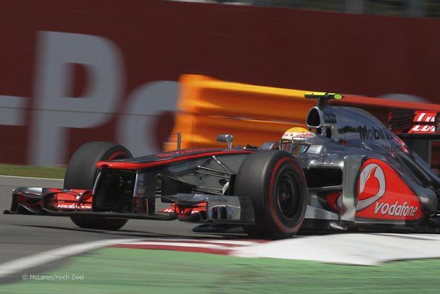 Lewis Hamilton - siódmy zwycięzca wyścigu w tegorocznych mistrzostwach