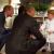 Jego Królewska Słodkość, książę George poznaje Baracka i Michelle Obamów
