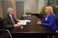 Nieoficjalnie z Brukseli: Elżbieta Bieńkowska zastępcą Jeana-Claude'a Junckera