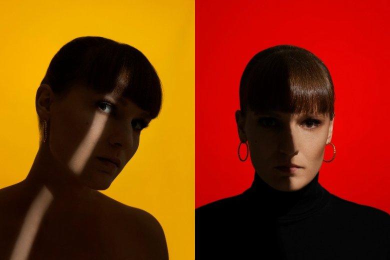 Graficzną stronę jej artystycznego usposobienia widać w projektach zdjęciowych