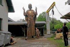 Pomnik Chrystusa z Poznania. Najnowszy ma stanąć w Jaśle i Gdyni.