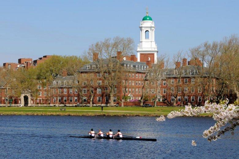 Uniwersytet Harvard w Stanach Zjednoczonych