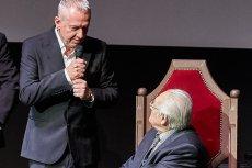 """Bogusław Linda opowiedział """"Newsweeekowi"""" o swojej roli w ostatnim filmie Andrzeja Wajda  – """"Powidoki""""."""