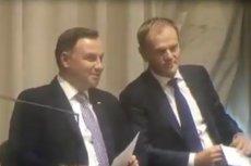Spotkanie Dudy i Tuska w ONZ było co najmniej nieoczekiwane.