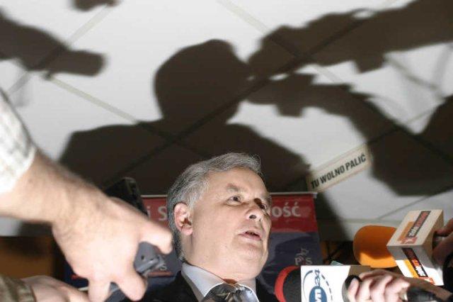 To Jarosław Kaczyński rządzi i wszyscy przeszliśmy nad tym do porządku dziennego. Niestety.