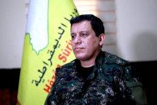 Generał Mazlum Kobani, przywódca sił kurdyjskich, przystał na warunki zawieszenia broni.