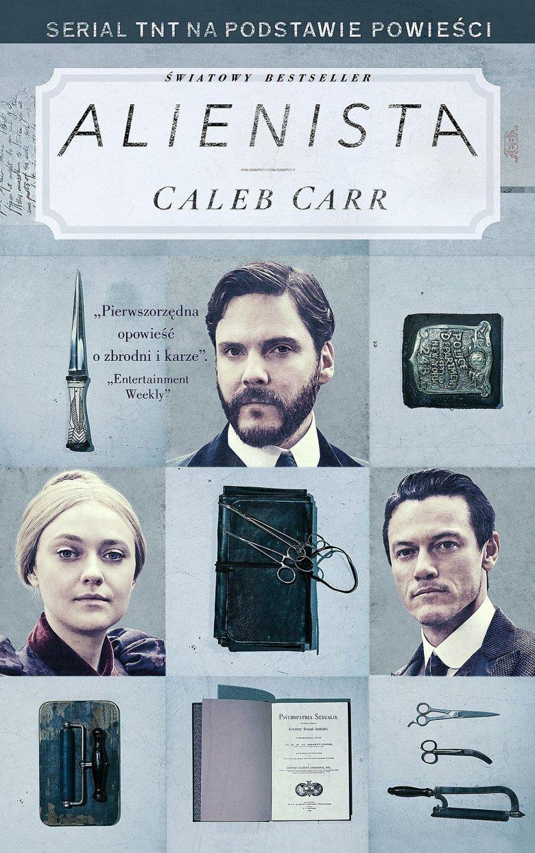 """Caleb Carr """"Alienista"""""""