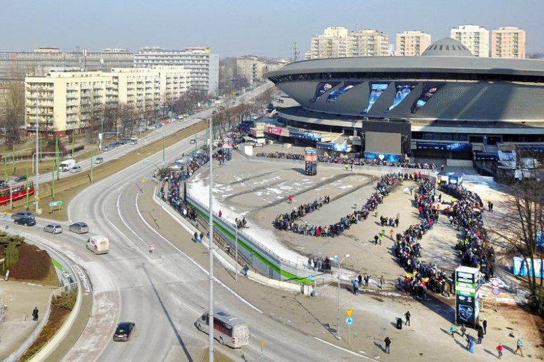 Katowice nie są już w pierwszej dziesiątce największych miast Polski.