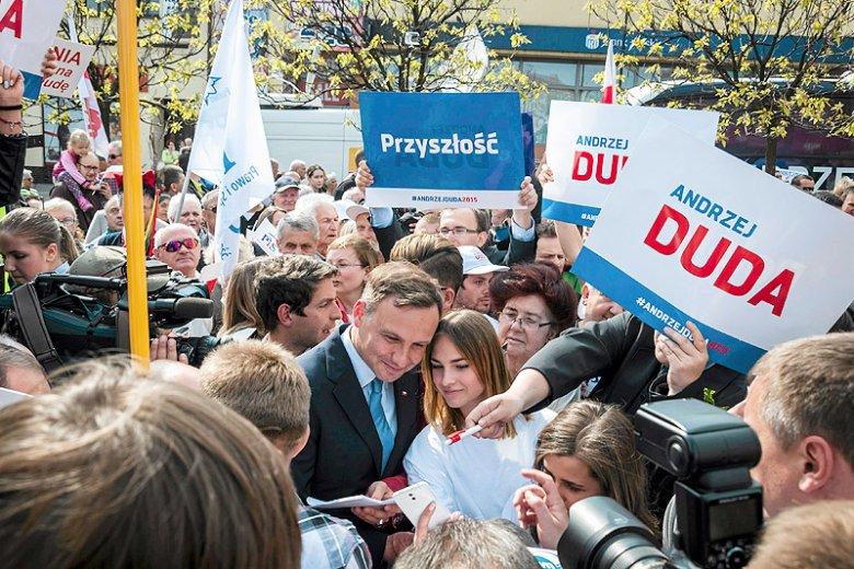 """W kampanii prezydenckiej Chrzanów stał murem za Andrzejem Dudą, w wyborach parlamentarnych w cuglach wygrało tam PiS. Dziś tego entuzjazmu do """"dobrej zmiany"""" już tam nie ma."""