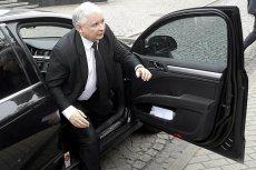 Jarosław Kaczyński ma całą listę dziwnych wydatków i zachcianek.