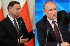 Władimir Putin nie zaatakował w swoim przemówieniu Polski.
