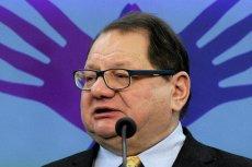 Ryszard Kalisz nie wystartuje w wyborach do Sejmu