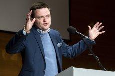 Szymon Hołownia po konferencji biskupów nt. pedofilii: być albo nie być Kościoła.