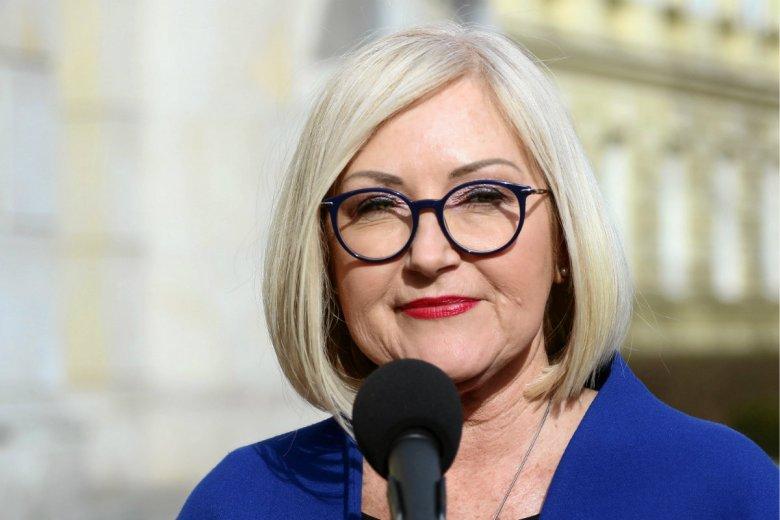 Joanna Kopcińska proponuje nauczycielom zwolnienie z PIT. Problem w tym, że dotyczy to tylko osób do 26. roku życia.