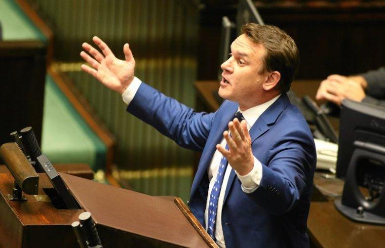 Poseł Dominik Taczyński