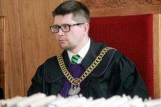 Sędzia Łączewski trafił na celownik CBA? Stawia mu się zarzut ujawienia nazwisk tajnych agentów Centralnego Biura Antykorupcyjnego.
