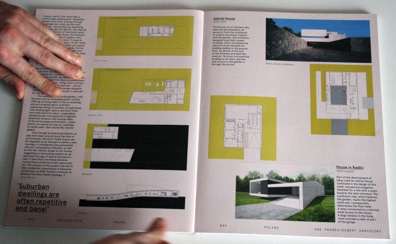 Na zdjęciu: Dom Autorodzinny, Dom Aatrialny, Dom w Radlinie  (KWK Promes)