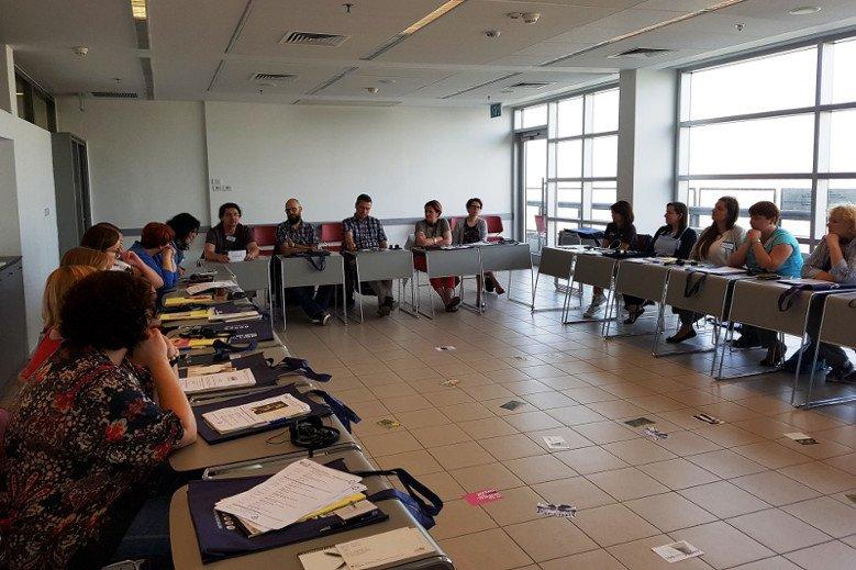 Seminarium dla edukatorów z Polski w Yad Vashem.