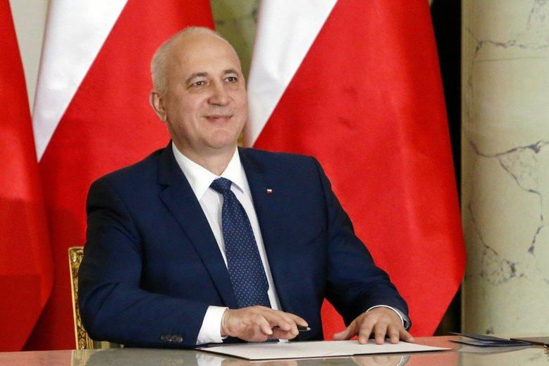 Minister Joachim Brudziński zapewnia, że jak co roku policja będzie czuwać nad przebiegiem finału WOŚP.