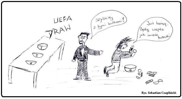 Losowanie meczów półfinałowych Champions League za nami.