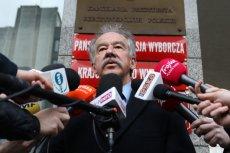 Wojciech Hermeliński opowiedział dziennikarzom o dwóch istotnych kwestiach, które poruszył podczas spotkania z szefem MSWiA.