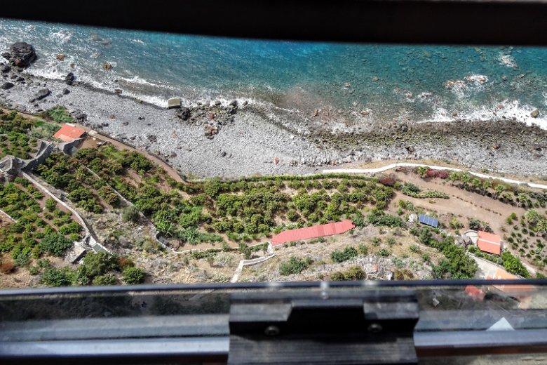 Jedna z plaż na wyspie