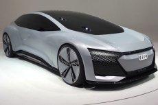 Czy tak będą wyglądały auta za kilka(naście) lat?