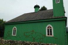 Zdewastowano muzułmańską świątynię na Podlasiu.