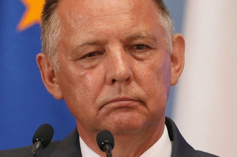 Marian Banaś zgłosił dwóch polityków PiS na funkcje wiceprezesów NIK. Marszałek Sejmu wniosek wyrzuciła do kosza.