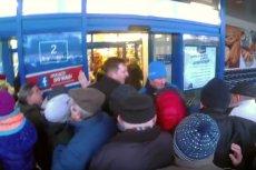 Wczoraj w Dąbrowie Górniczej rozegrała się prawdziwa bitwa o mięso drobiowe (zdjęcie poglądowe).