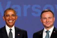 """Obama na spotkaniu w cztery oczy z polskim prezydentem """"z dużym wyczuciem"""" poruszył temat TK i zaznaczył, że wie iż spór wokół niego jest polityczny."""