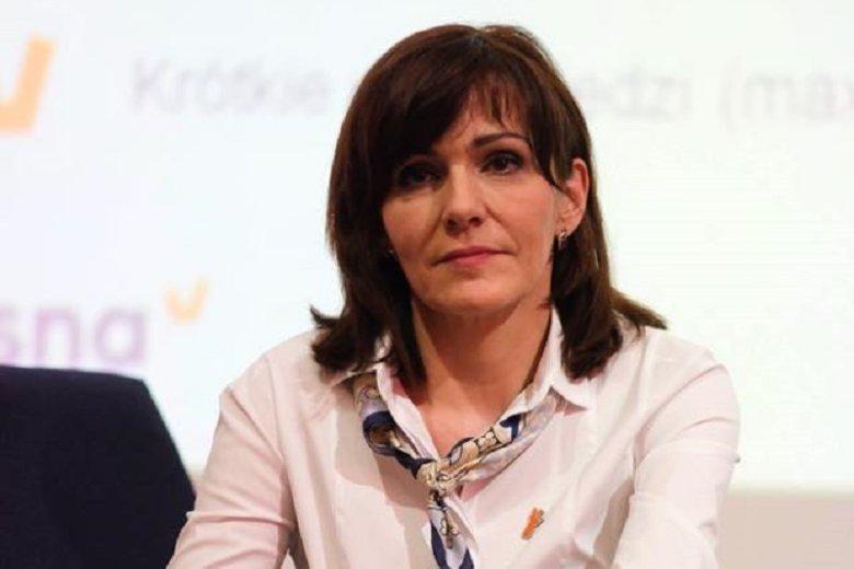 Gabriela Morawska-Stanecka jest spokojna o wynik wyborów do Senatu. Startowała z okręgu numer 75 w Katowicach.