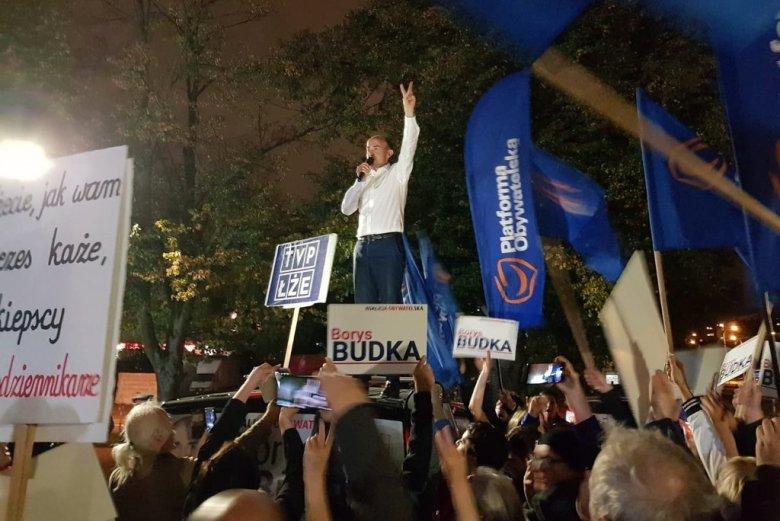 Borys Budka reprezentował Koalicję Obywatelską podczas przedwyborczej debaty w TVP.