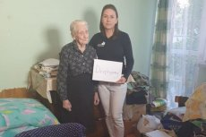 99-letnia pani Ewa z Bielska-Białej została okradziona. Ludzie ruszyli na pomoc. Zebrano ponad 600 tys. zł.