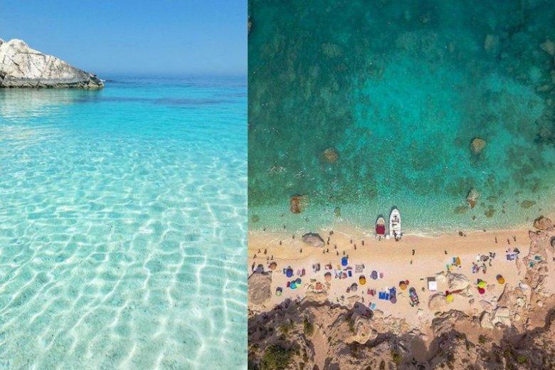 W tej włoskiej plaży można się zakochać
